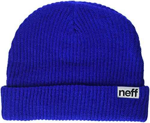f7aeaacbc0f Neff Fold Beanie Hat for Men and Women