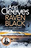 Book Cover for Raven Black (Shetland)