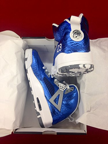 Nike Mens Air Jordan Iv Spizike 2015 (royalblue) Limited Edition Maat 9.5