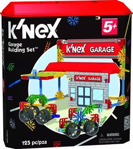 K'NEX Classics Classics Classics Garage Building Set by K'Nex aac446
