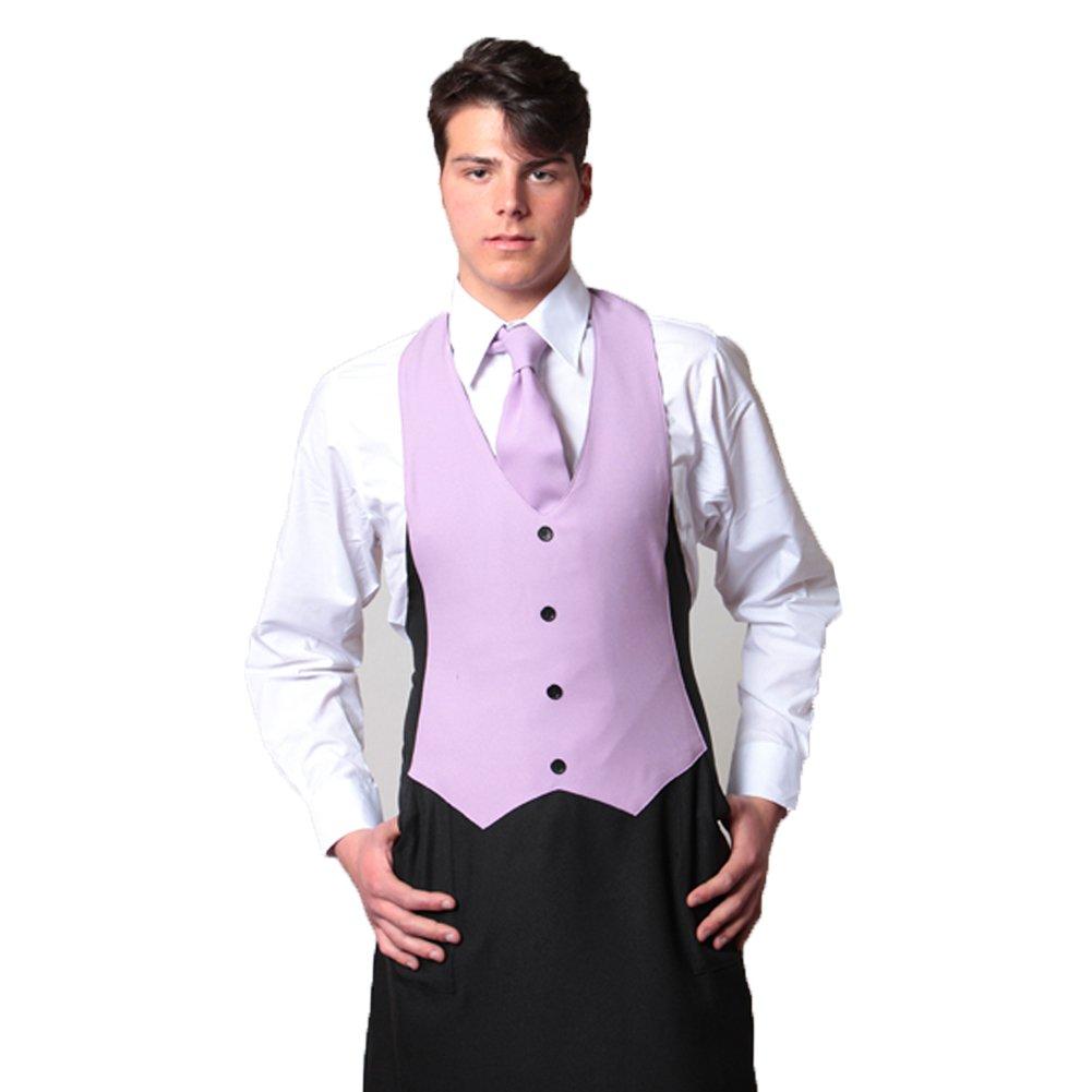 Fratelliditalia Grembiule pettorina divisa cucina ristorante gilet uomo sala vineria