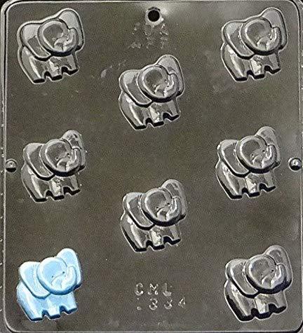 elephant chocolate mold - 1