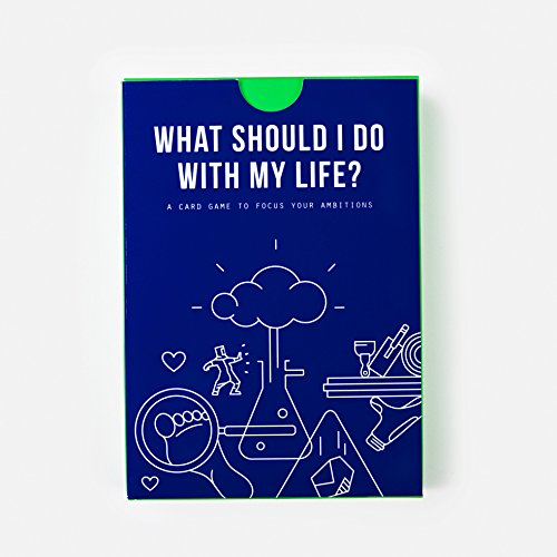 The School of Life - What Should I do with my Life? Top Trumps style Game - Pitch various jobs against one another.