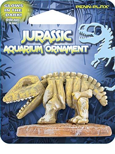 - Penn Plax Jurassic Mini Aquarium Ornaments - Eryops (1.5