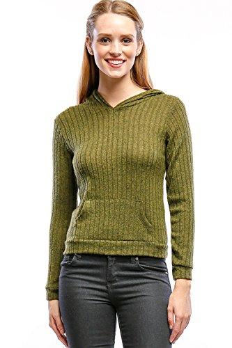 Jersey Ribbed Sweatshirt - 3