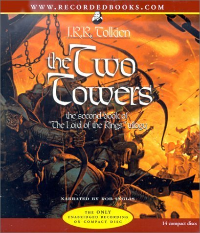 By J. R. R. Tolkien - The Two Towers (Lord of the Rings) (Unabridged) (11/15/01) ()