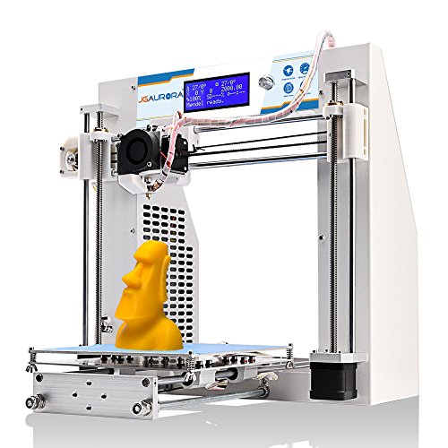 3d Printer Desktop Professional FDM 3d Printers, Fully Metal Frame with 280180180mm Build Size, High Resolution by HUAXUN