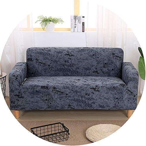 Sofa Cover Tight Sectional Slipcover Wrap All-Inclusive Corner Sofa Cover,14,3-Seater 190-230Cm (Outdoor 3 Piece Furniture Bunnings)