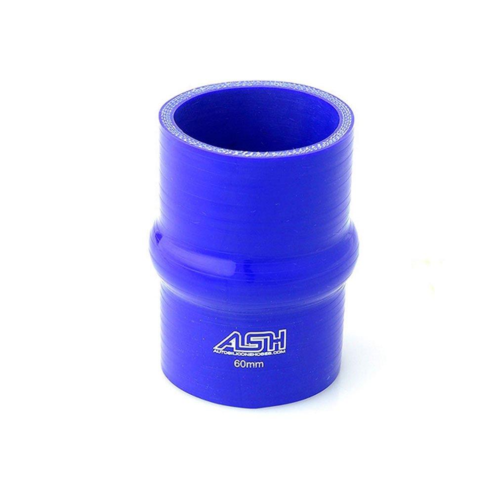 76mm ID Blue Silicone Hump Hose AutoSiliconeHoses