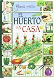 img - for El huerto en casa book / textbook / text book