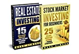 Passive Income: Real Estate Investing + Stock Market Investing Bundle - Earn Passive Income For A Lifetime