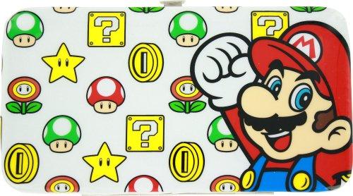 Bioworld Nintendo Super Mario Hinge Wallet