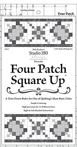 (Four Patch Square Up - Quilting)