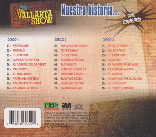 Banda Vallarta Show: Nuestra Historia