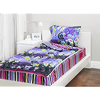 Amazon Com Zipit Bedding Set Fantasy Forest Twin Home