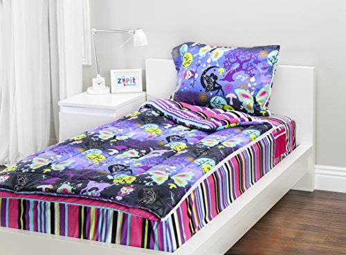 Zip Up Bedding An Easy Way For Mom Kids To Make The Bed