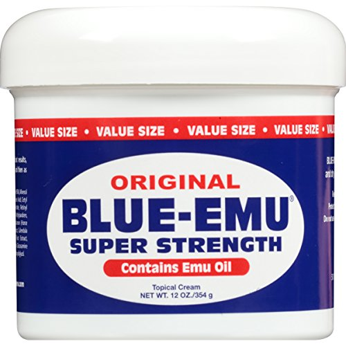 - Blue Emu Original Analgesic Cream, 12 Ounce (Packaging May Vary)