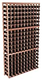 Wine Racks America Redwood 10 Column Wine Cellar Kit. 13 Stains to Choose From!