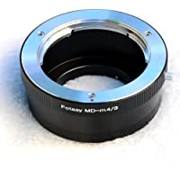 Fotasy AMMD Minolta MD MC Mount Lens to Micro 4/3 Four Thirds System Camera Mount Adapter