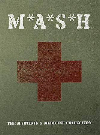 MASH - Martinis and Medicine Complete Collection DVD