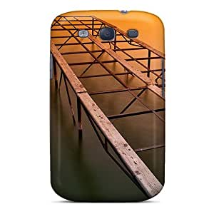 Zheng caseGalaxy Case - Tpu Case Protective For Galaxy S3- Building A Dock