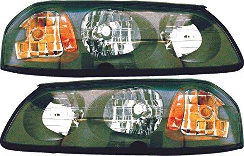prime choice auto parts kapcv10088a1pr headlight pair bnc. Black Bedroom Furniture Sets. Home Design Ideas