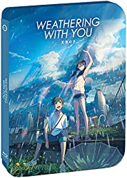 Weathering with You Limited Edition Steelbook [Blu-ray]