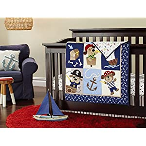 51pt0FwPXQL._SS300_ 200+ Nautical Bedding Sets and Nautical Comforter Sets