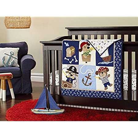 51pt0FwPXQL._SS450_ Nautical Crib Bedding and Beach Crib Bedding