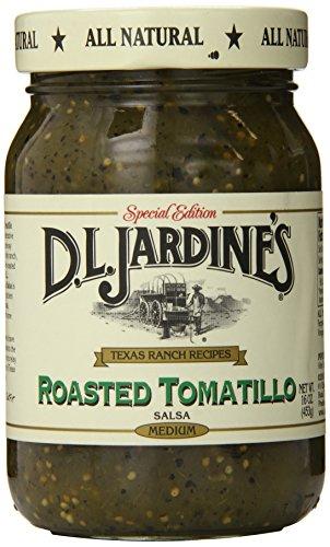 - D.L. Jardine's Tomatillo Salsa, Roasted, 16 Ounce