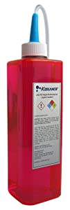 Koolance LIQ-702RD-B 702 Liquid Coolant, High-Performance, UV Red, 700ml (24 fl oz)