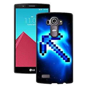 Custom-ized Phone Case Minecraft 49 Black Special Custom Made LG G4 Cover Case