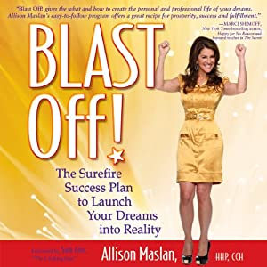 Blast Off! Audiobook
