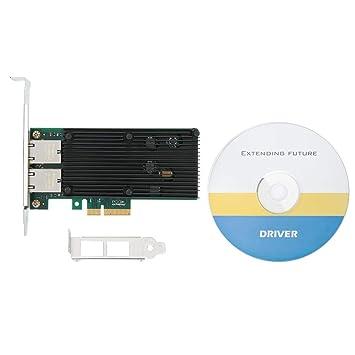 Wendry Tarjeta de Red PCI-E Gigabit, transmisión de Datos ...