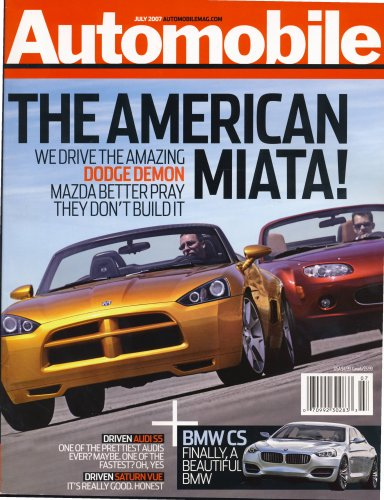 Automobile, July 2007 Issue