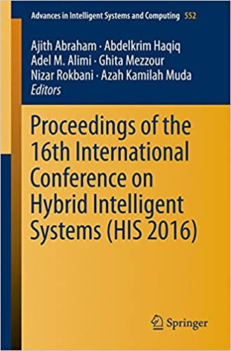 Proceedings of the 16th International Conference on Hybrid