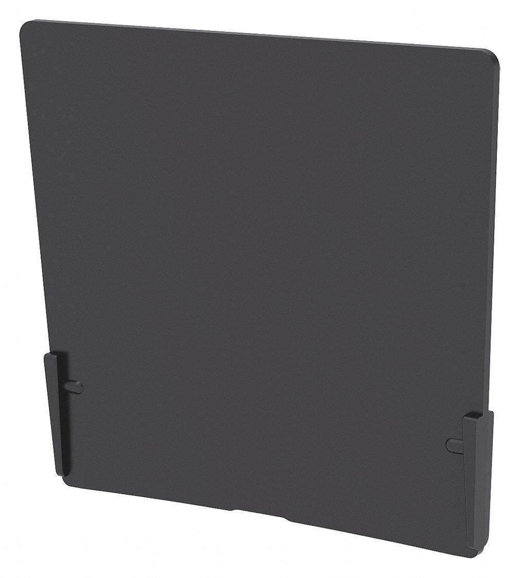 Black Divider, 6PK pack of 5