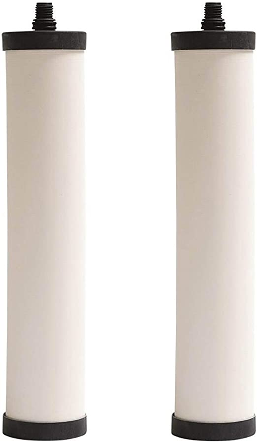 White Franke USA FRX02 Replacement Water Filter Single