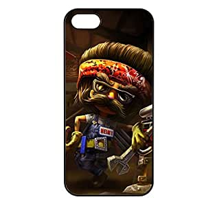 Heimerdinger-002 League of Legends LoL case cover for Apple iPhone 5/5S - Plastic Black