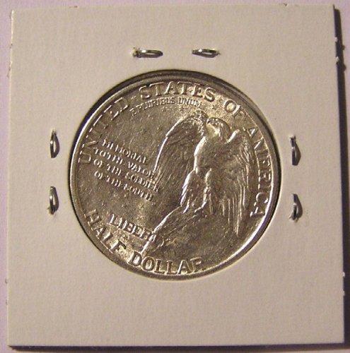 1925 Stone Mountain Commemorative Half Dollar, BU