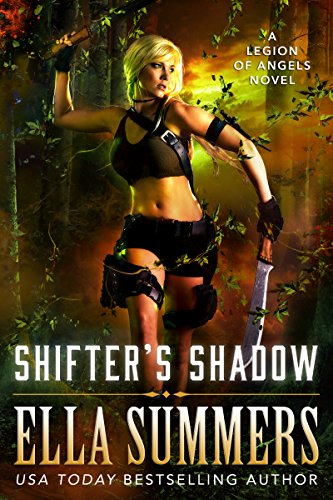 - Shifter's Shadow (Legion of Angels Book 5)
