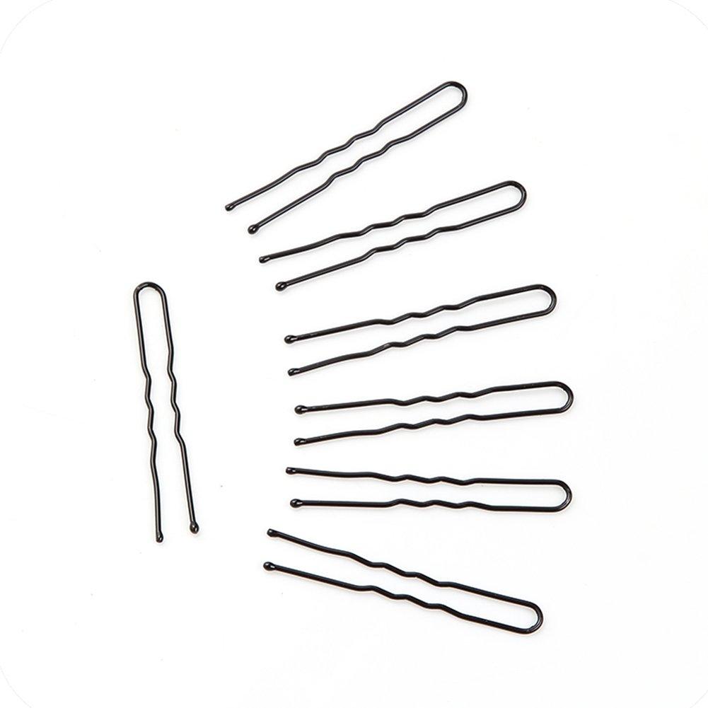 A forma di U fermagli per capelli Bobby pin barrette chignon, spille per capelli da sposa capelli in confezione da pezzi FAVOLOOK