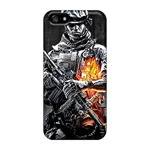 Awesome Bf3 Flip Case With Fashion Design For Iphone 5/5s by runtopwell