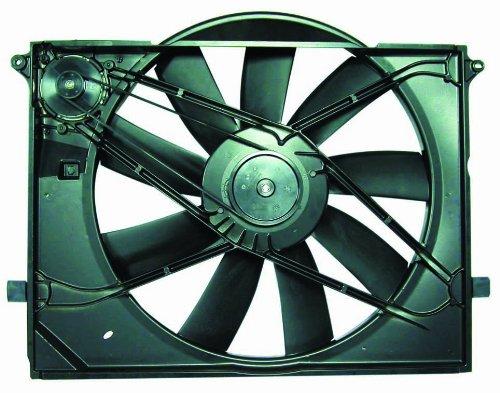 - Depo 340-55003-100 Radiator Fan Assembly