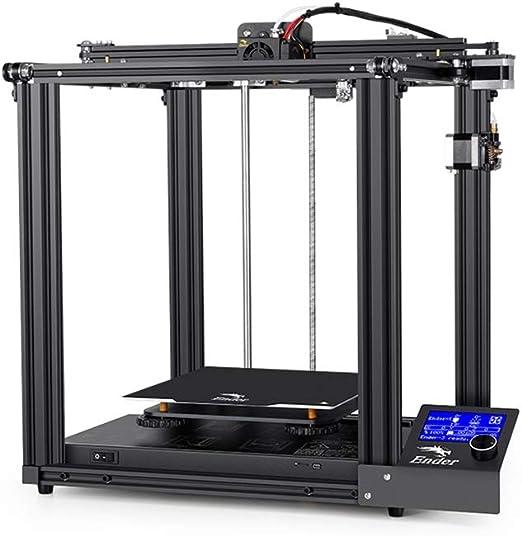 DM-DYJ Impresora 3D Doméstica Ender-5, Tamaño De Impresión 220 ...