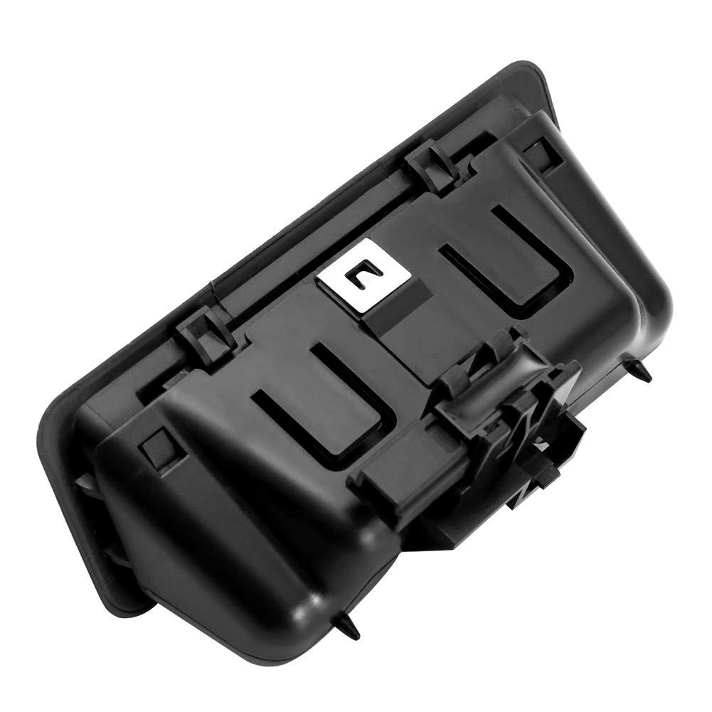 Interruttore a pulsante portellone 51247118158 Interruttore portellone baule Pulsante coperchio Portellone per E88 E90 E60 E70