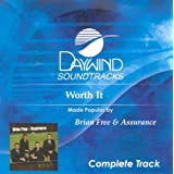 Worth It (Complete Track) [Accompaniment/Performance Track]