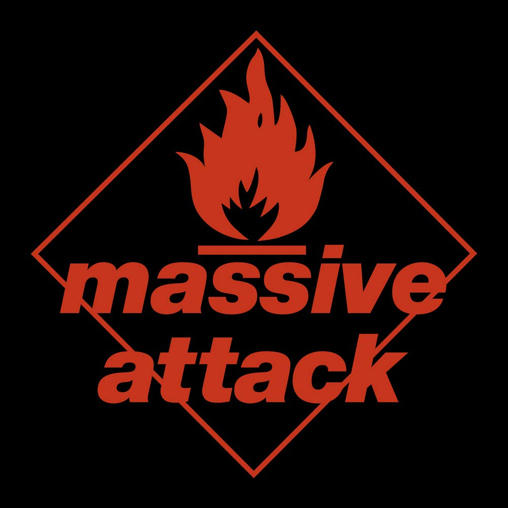 Impact Massive Attack Blue Lines Soft Fitted 30/1 Cotton Tee (2XL) by Impact (Image #2)
