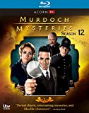 Murdoch Mysteries: Series 12 [Blu-ray]