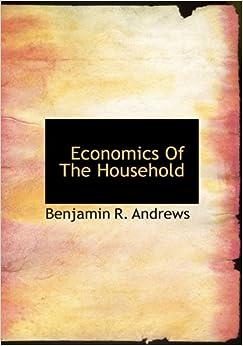Economics of the Household
